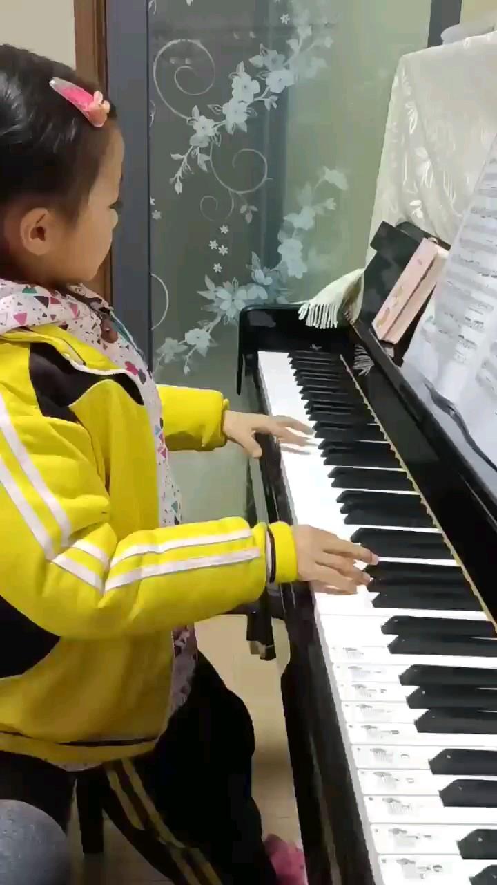 用心弹出每个音,你会发现旋律是真的好听……演奏视频