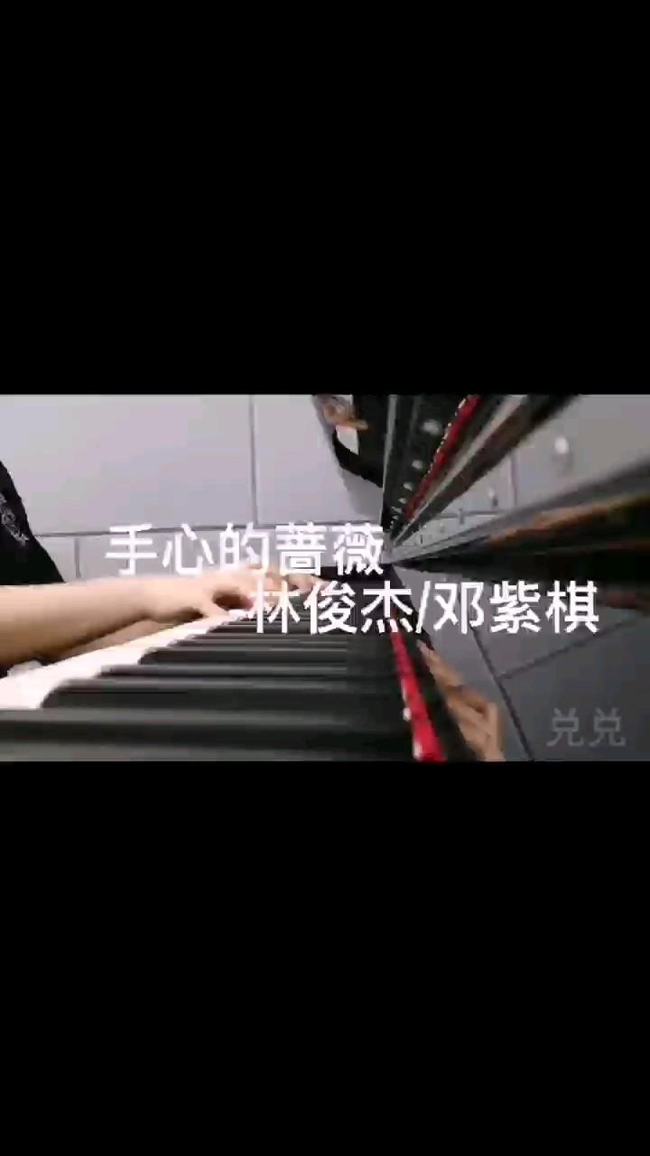 林俊杰&邓紫棋《手心的蔷薇》(精编回忆版+段落优化一遍过)演奏视频
