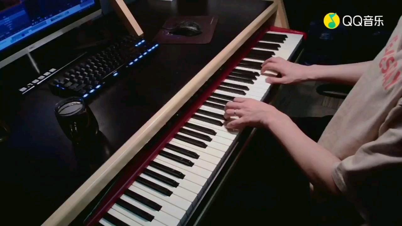 需要琴谱的小伙伴们看我主页,视频供大家参考