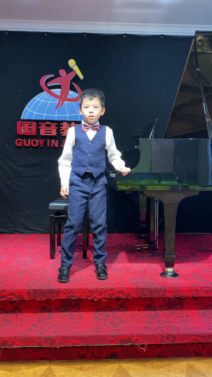 上海音乐学院考级第四级练习曲