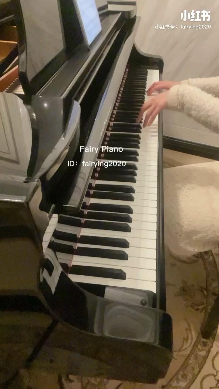 《青城山下白素贞》唯美钢琴版 #钢琴弹奏#青城山下白素贞#《青城山下白素贞》唯美钢琴版演奏视频