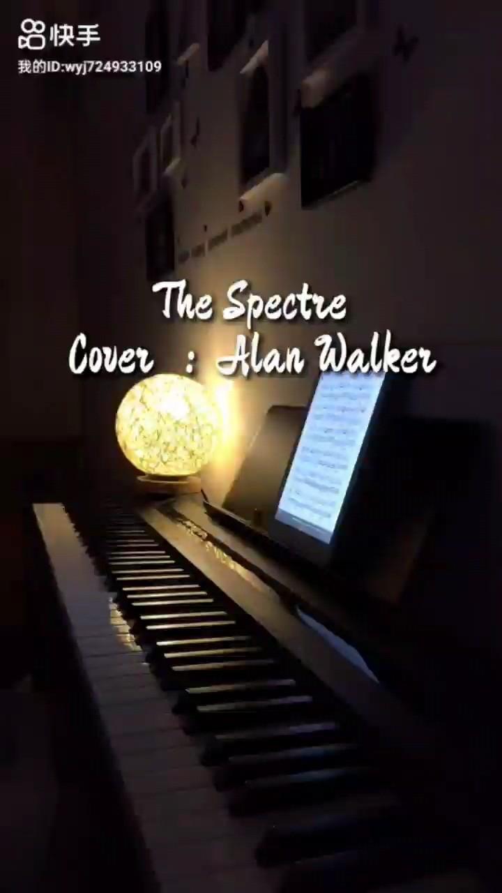 The Spectre(C调)——Alan Walker演奏视频