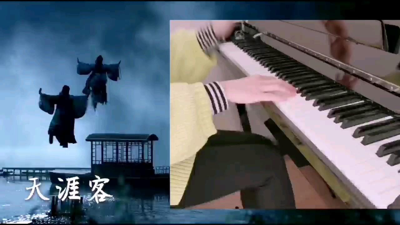 每次弹这首都很有感触~ (背景的杂音是拼乐高的声音...)演奏视频
