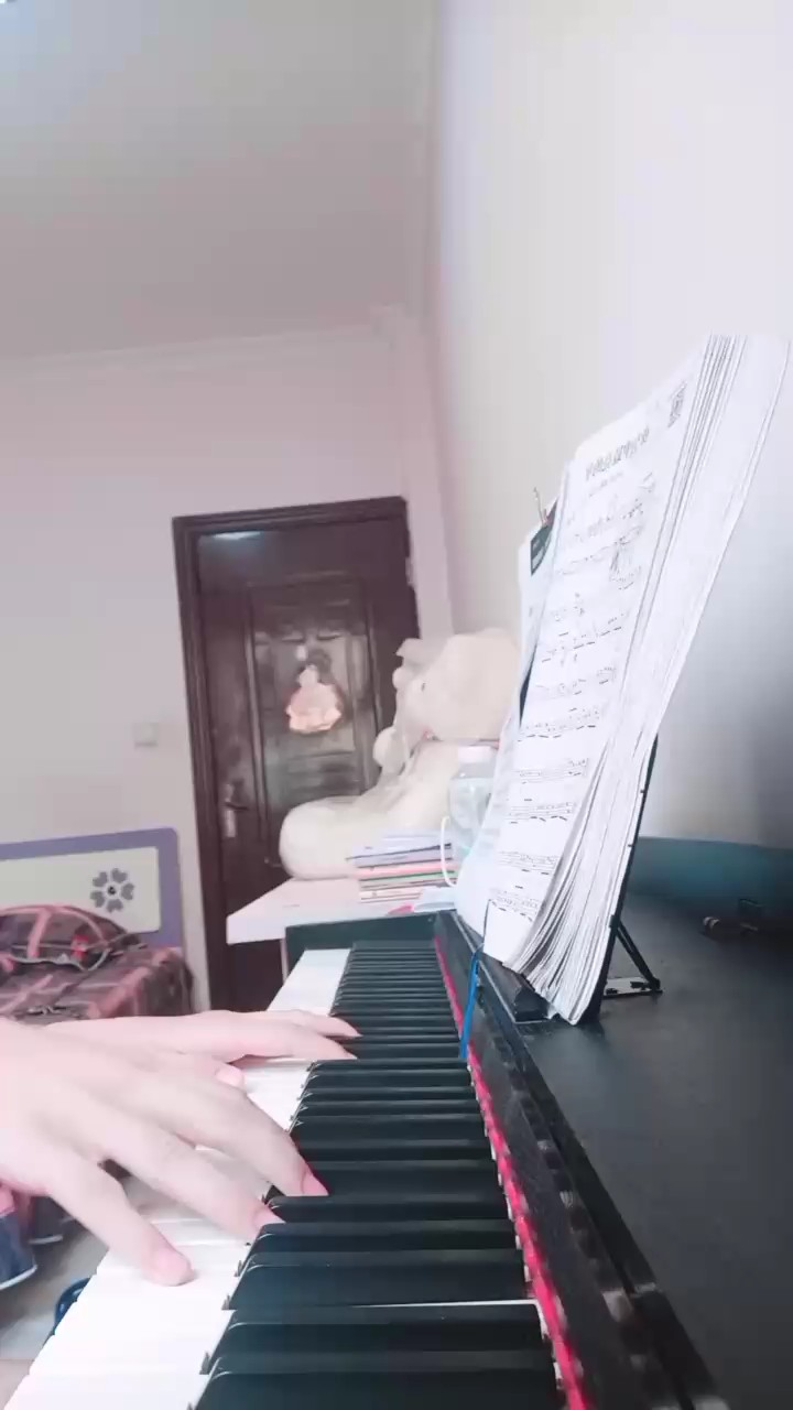 钢练,我也不知道咋样,,点评一下呗 各位琴友😂😂演奏视频