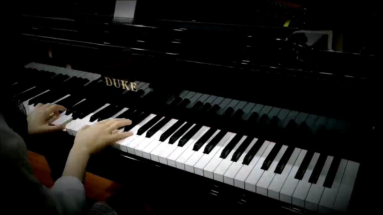 《星辰大海》演奏视频