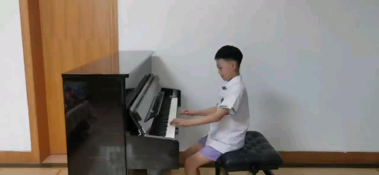 小型练习曲演奏视频
