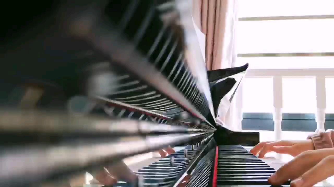 超级好听的一首曲子!!(可能有弹错的地方,望指正~👣)演奏视频