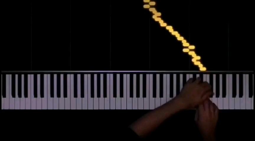 特效由 泡泡钢琴 提供演奏视频