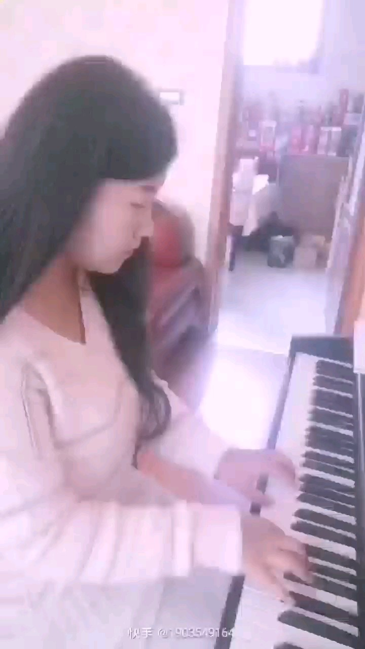 [双手简谱] 献给爱丽丝 带指法 C调 简易版 致爱丽丝演奏视频