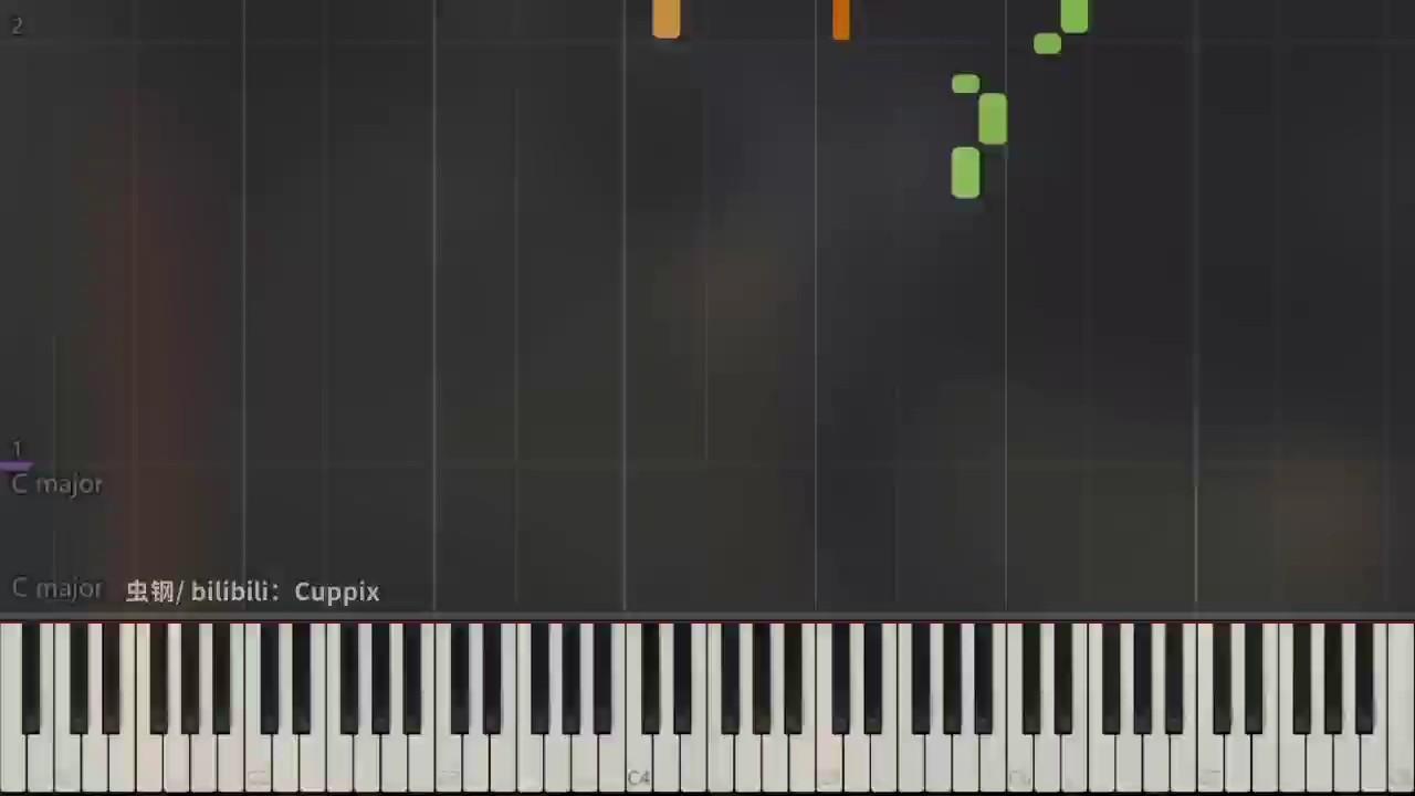 Aioz《22秒》高度还原独奏版演奏视频