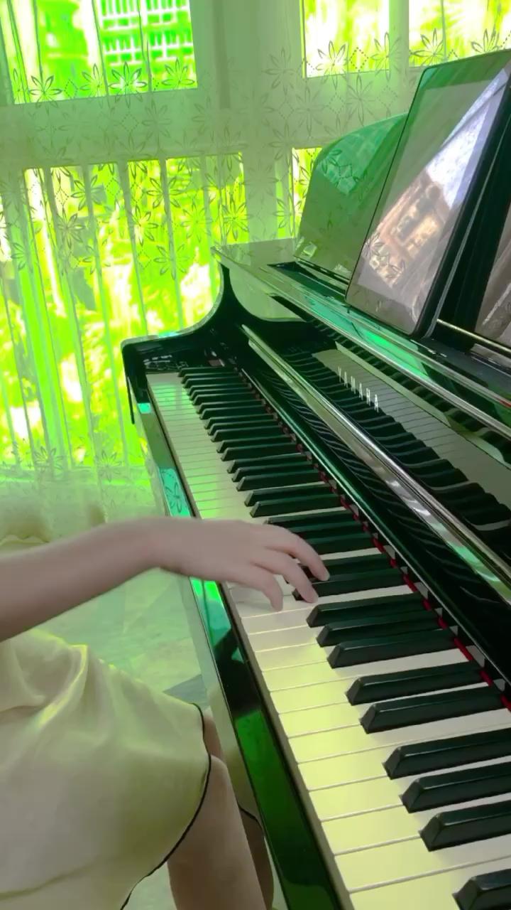 Let Me Down Slowly  | LokLok Piano演奏版演奏视频