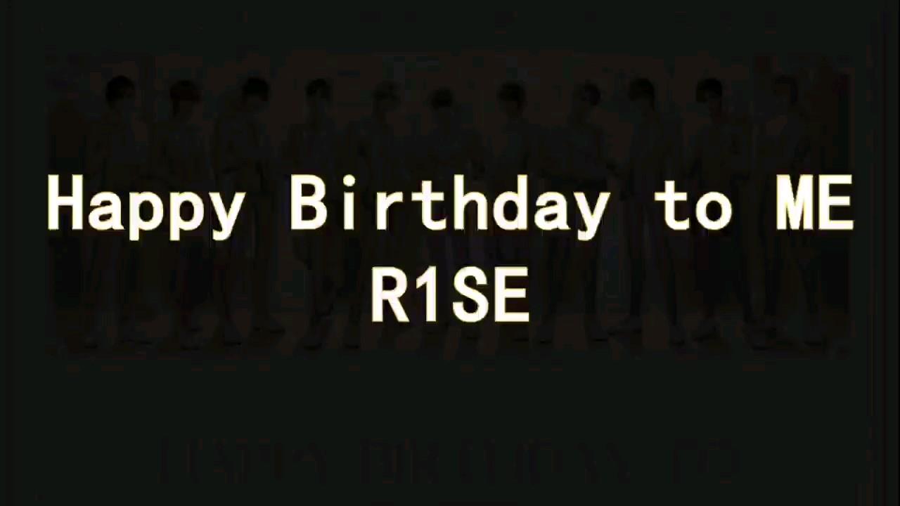 【钢琴神还原】R1SE-Happy Birthday to Me演奏视频