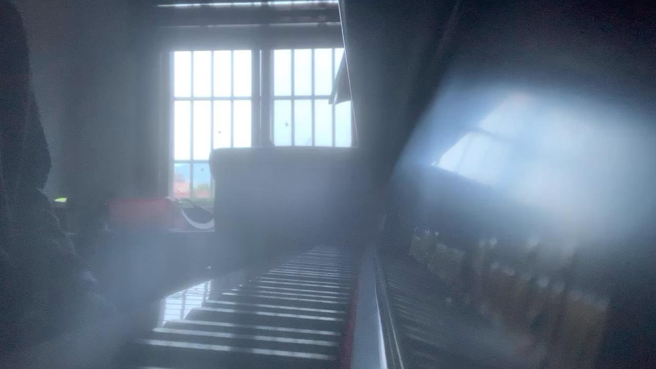 撒野-金老师弹唱谱200210演奏视频