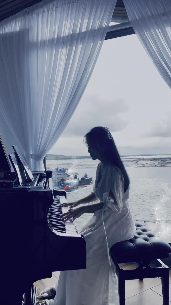雨后的京岛演奏视频