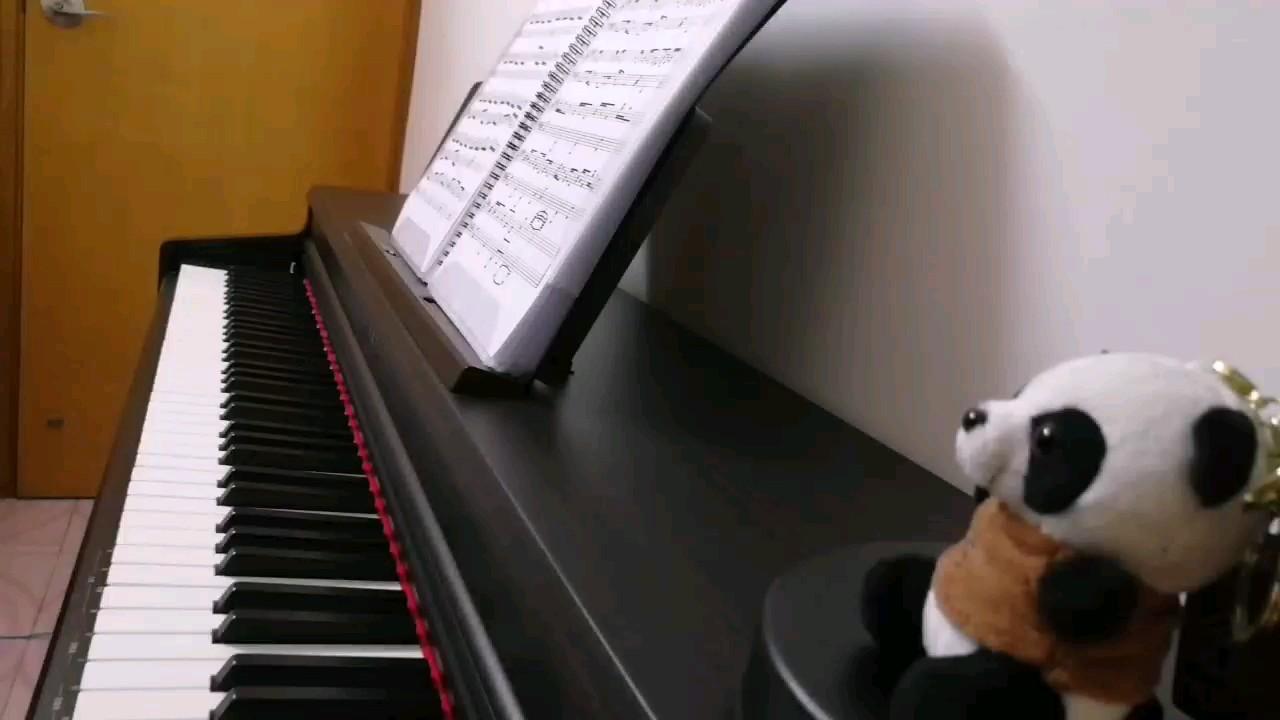 理查德.克莱德曼的经典曲子,录了几遍还是不够顺畅呀!😂明明练习的时候好好的。凑合听听吧!演奏视频