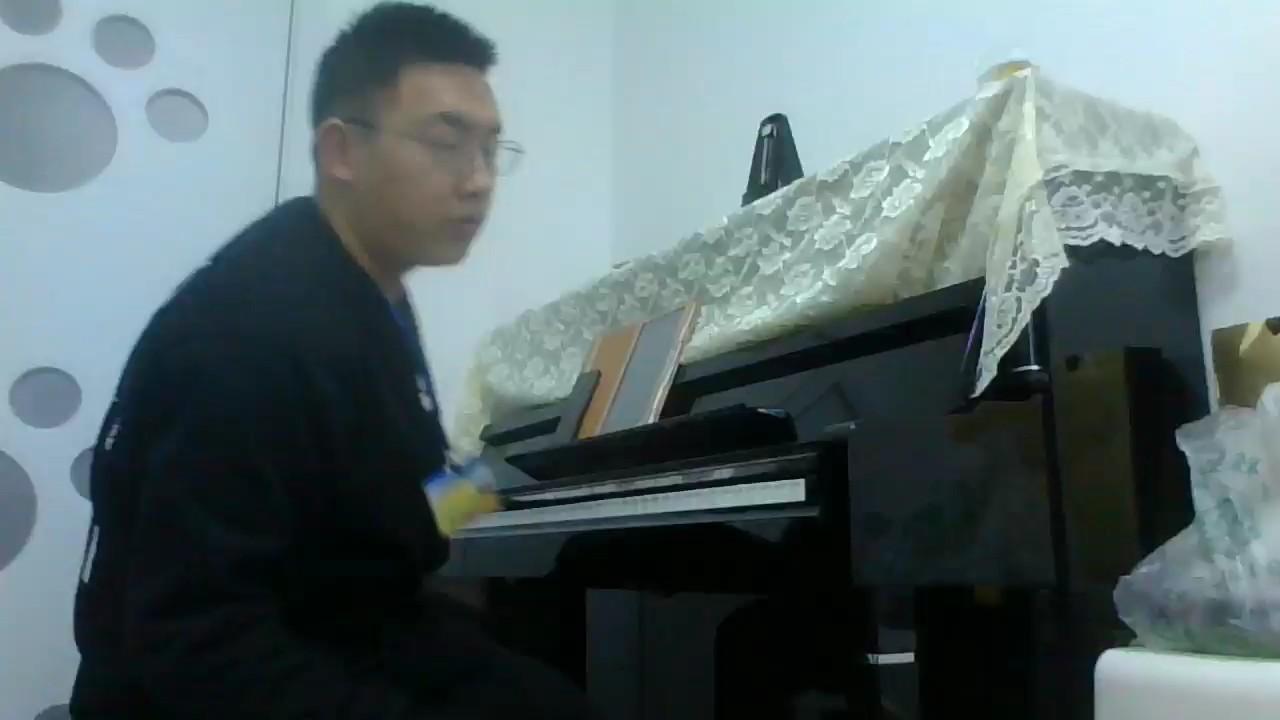 车尔尼练习曲 Op.409.NO.41演奏视频