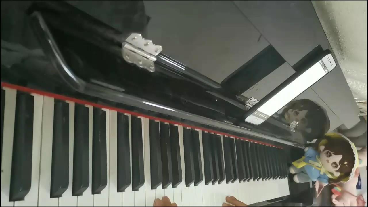 钢琴《》无华演奏视频