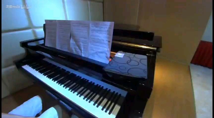 Nevada钢琴版【milk】演奏视频