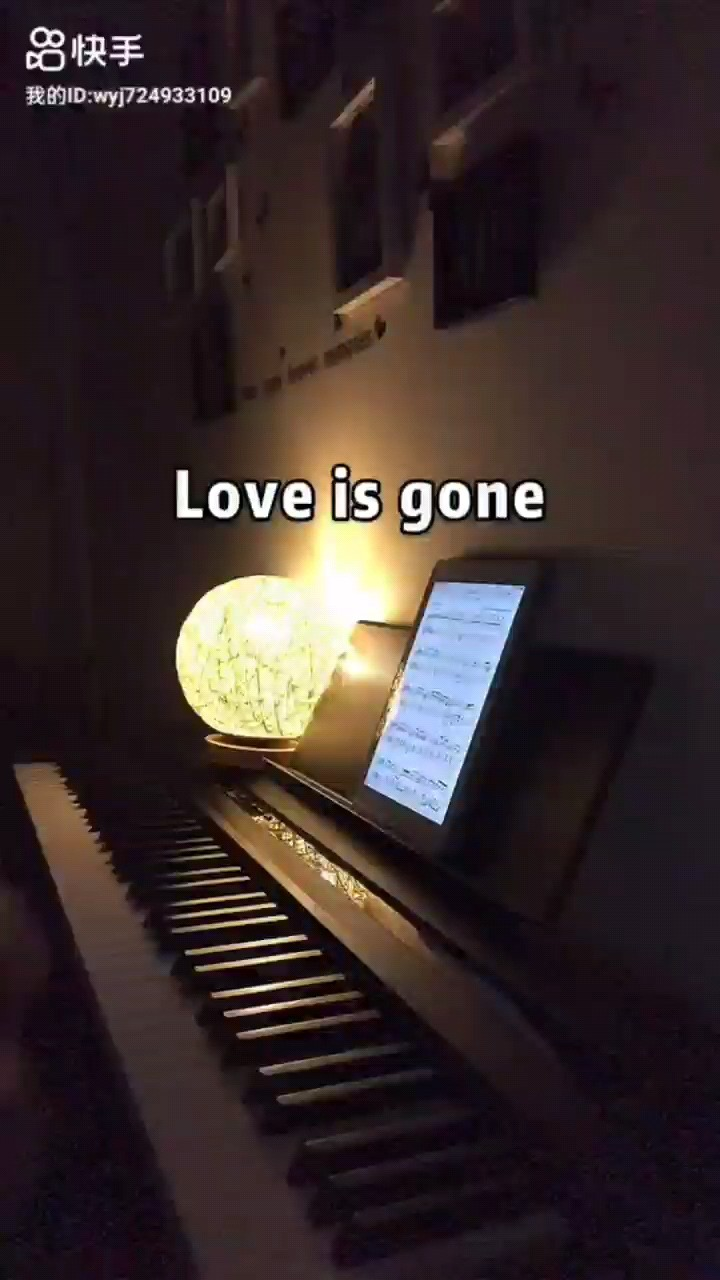 《Love Is Gone》高燃独奏版  SLANDER,Dylan Matthew演奏视频