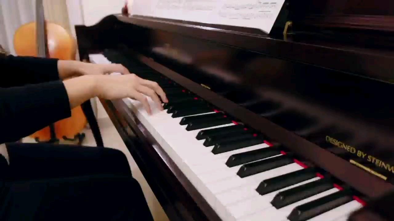 经典的卡农演奏视频