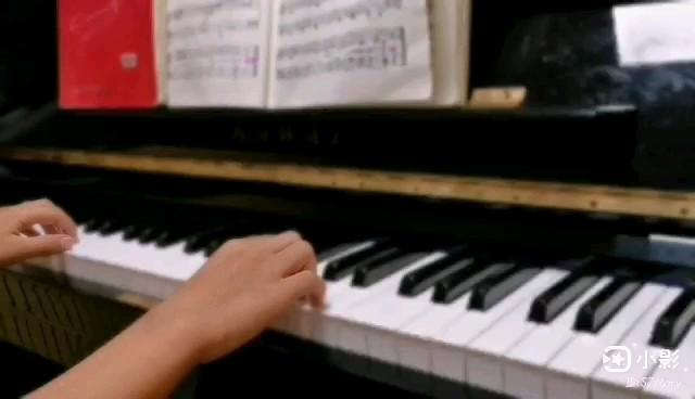 千与千寻【Always With Me永远同在】钢琴独奏C调简版演奏视频