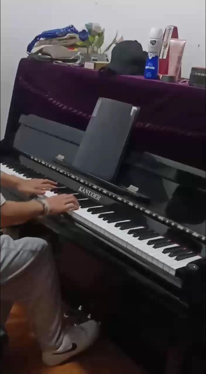 最近学了一个新曲子演奏视频
