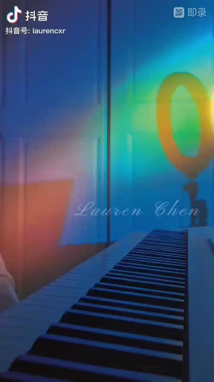是微风 是晚霞 是心跳不止 是无可替代...是【Lauren Chen】的作品(非本人)演奏视频