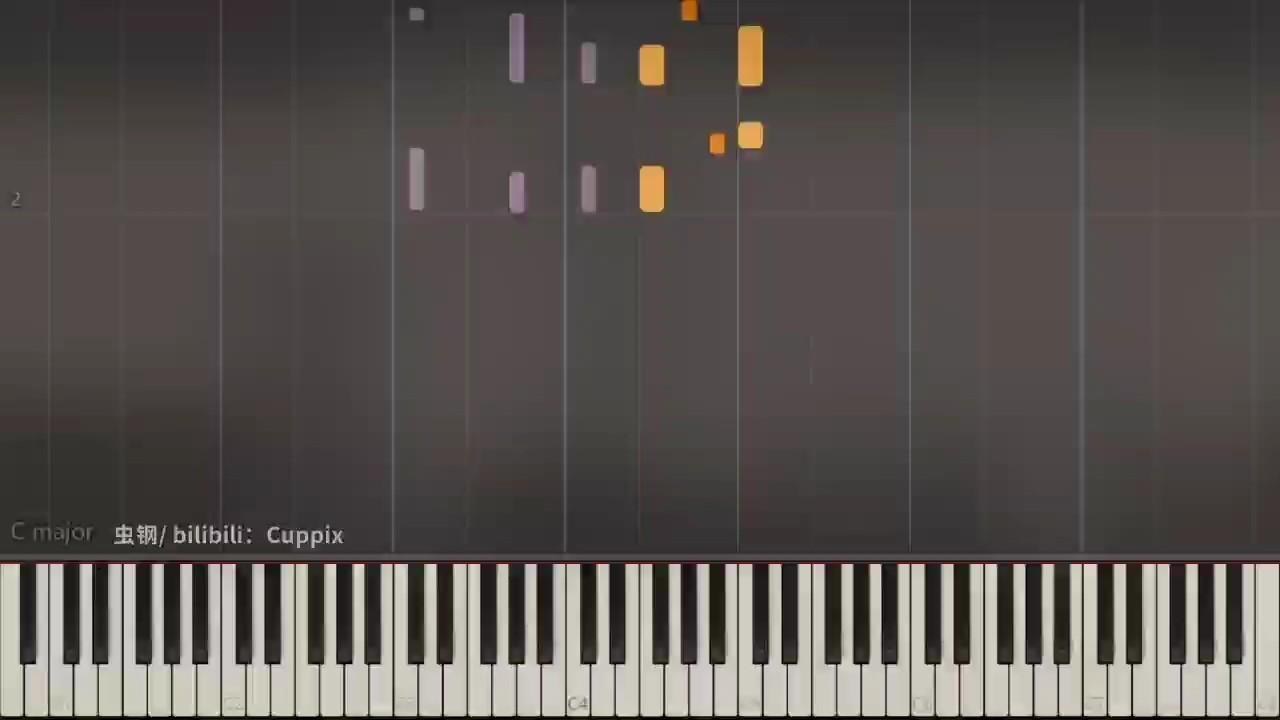 《解药 (新版)》Cuppix改编-极致还原(来一碗老于)演奏视频