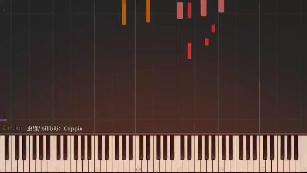 时代少年团《我喜欢你》Cuppix编配-高度还原独奏版演奏视频