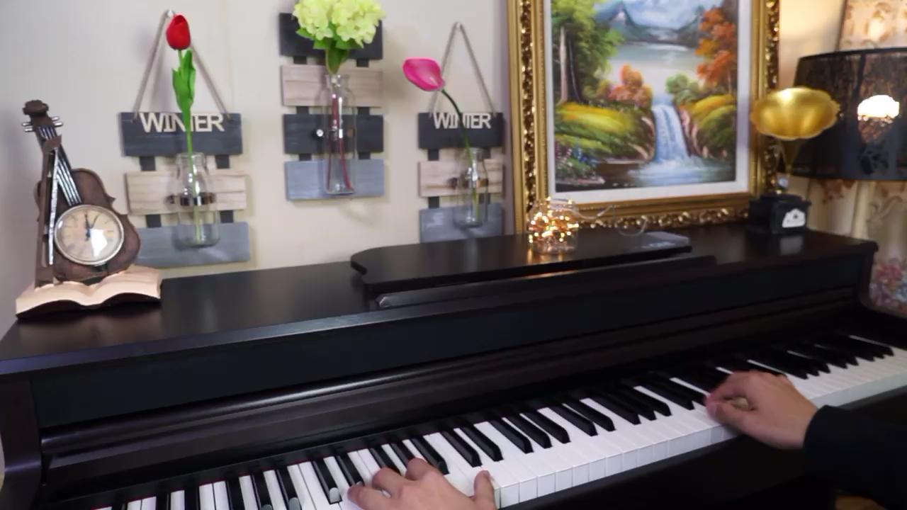 这个钢琴曲你爱了吗?演奏视频