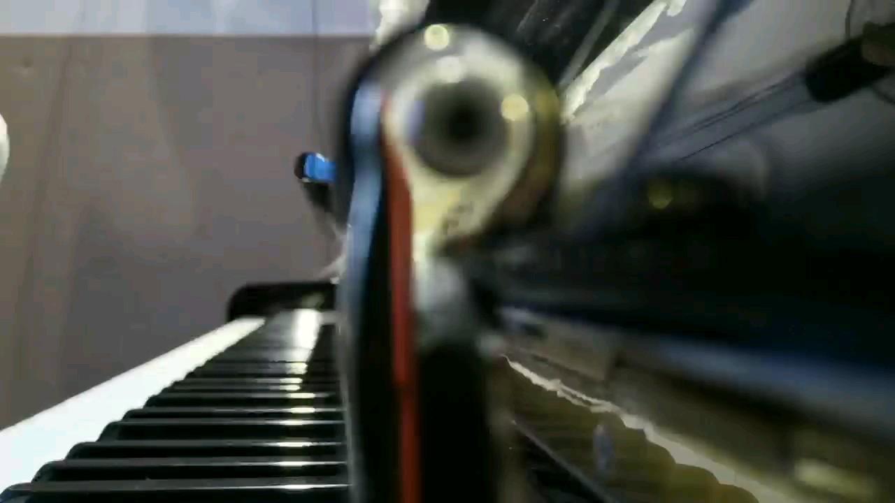 好久没弹琴了翻相册分享去年练习的一个小视频,好爱这首前奏🍃演奏视频