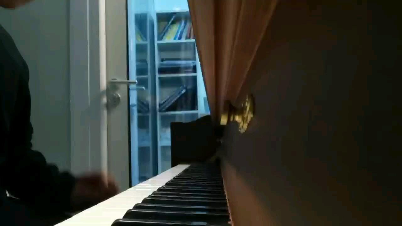 初学第一首能完整弹完的曲子