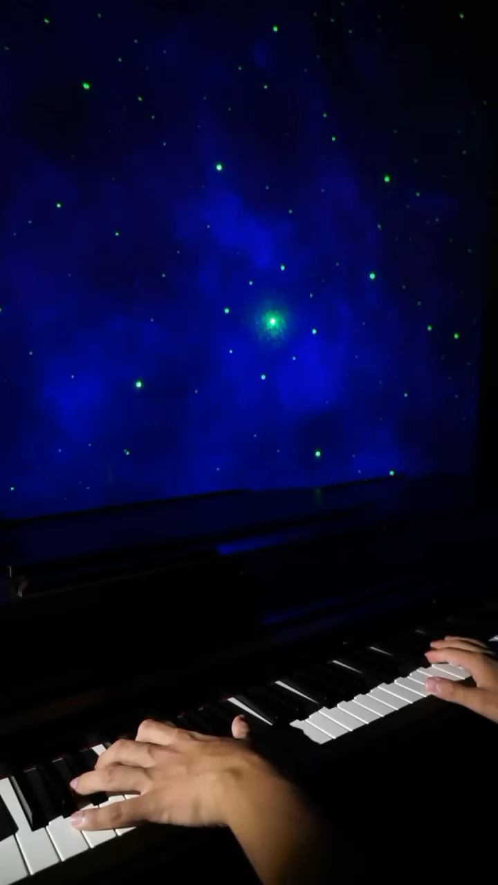 多少人是因为这首钢琴曲学的钢琴啊😝😝演奏视频