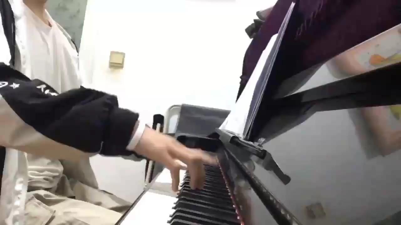 学了比较久的钢琴曲演奏视频