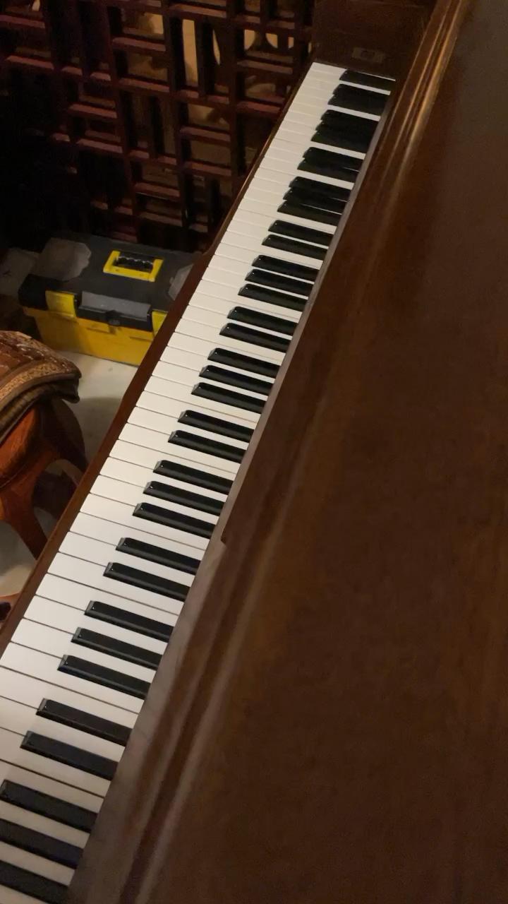 【钢琴】舒伯特/李斯特-小夜曲演奏视频