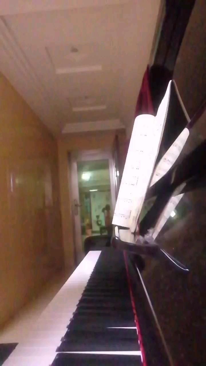 第30首《车尔尼钢琴初步教程 作品599》演奏视频