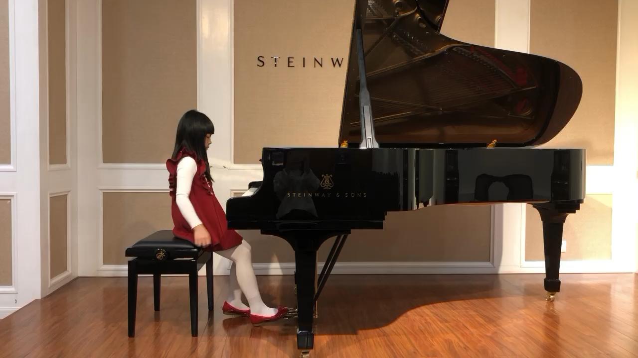 肖邦练习曲 Op25 No.6演奏视频
