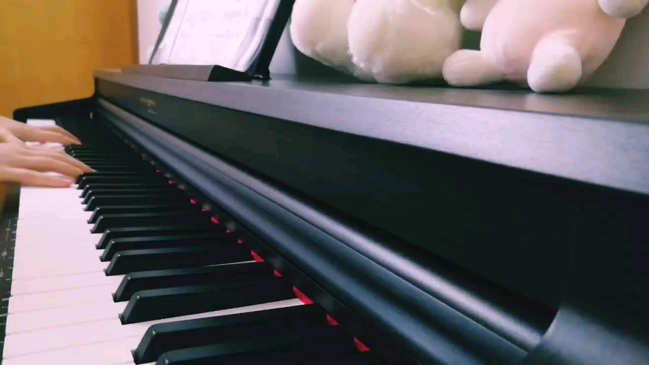 业余选手挑战克罗地亚狂想曲,真的很喜欢这首曲子😂演奏视频