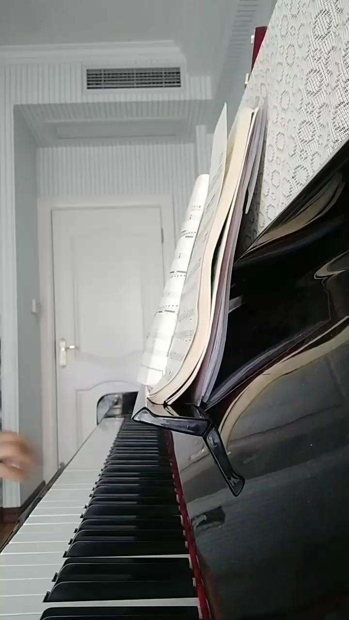 【初学者】第15首 叙事曲-布格缪勒25首钢琴进阶练习曲 Op. 100演奏视频