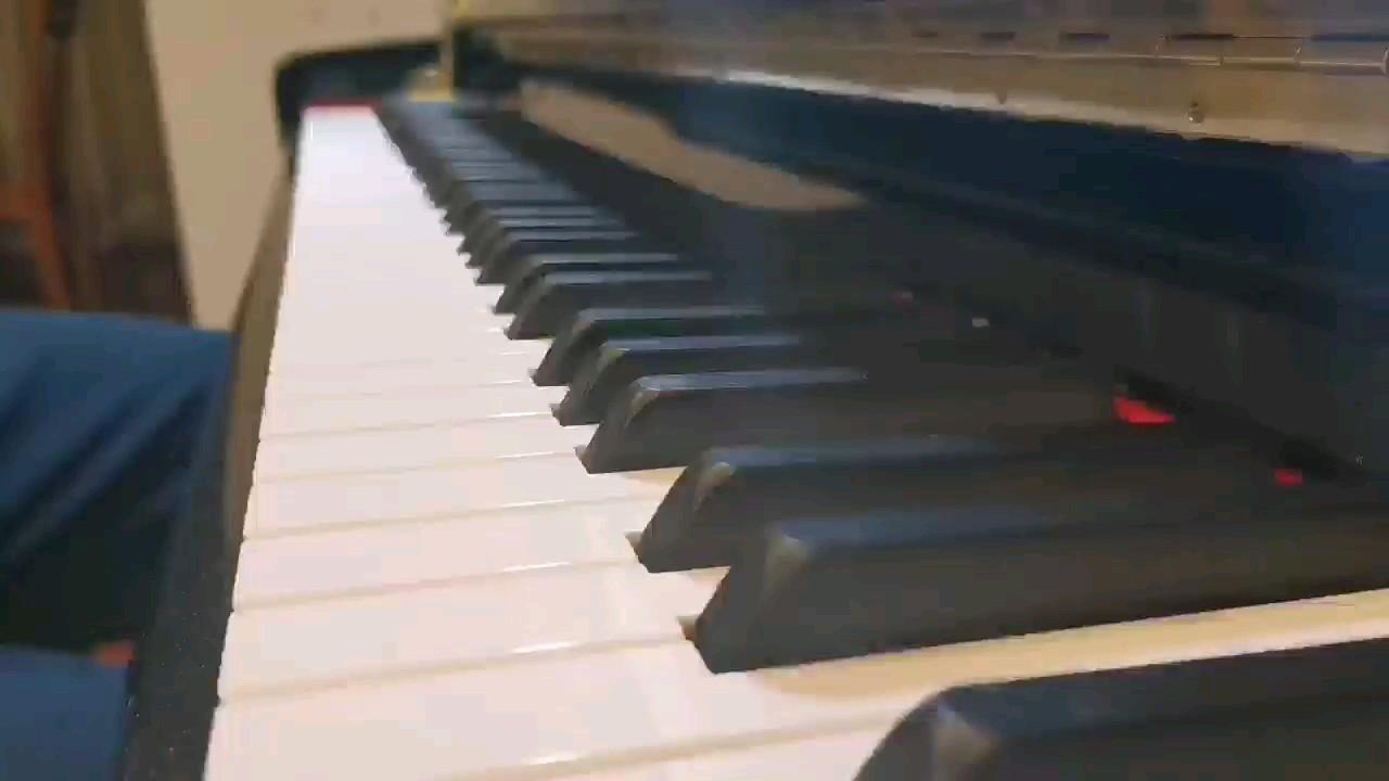 《起风了》唯美独奏版演奏视频