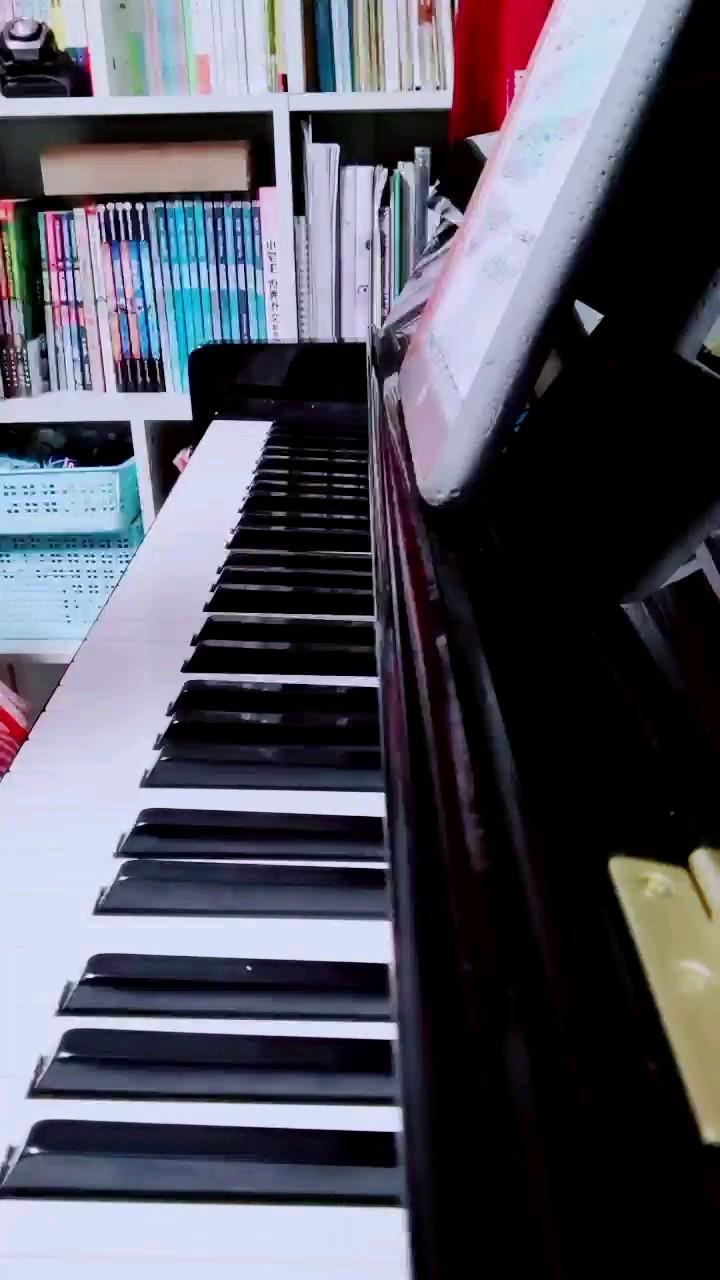 夏天的风简易版(抖音搜琴子钢琴工作室看演奏视频)演奏视频
