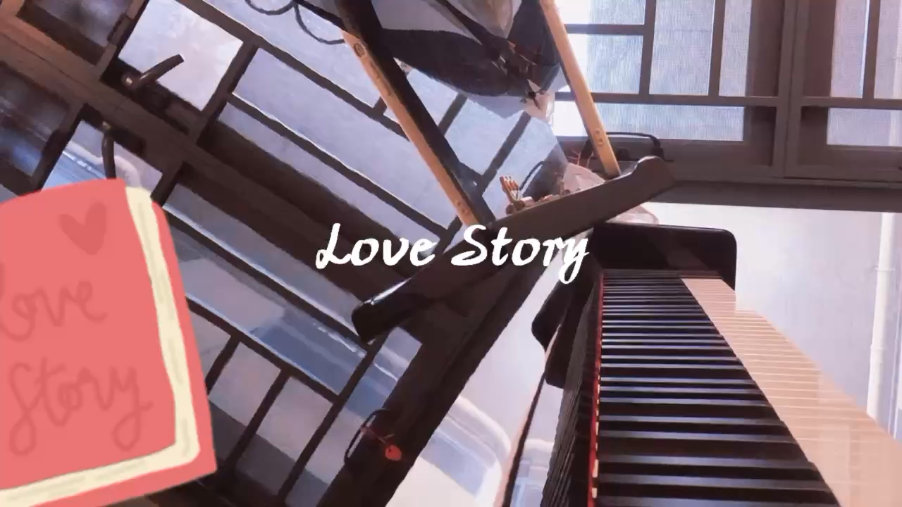 Love Story演奏视频