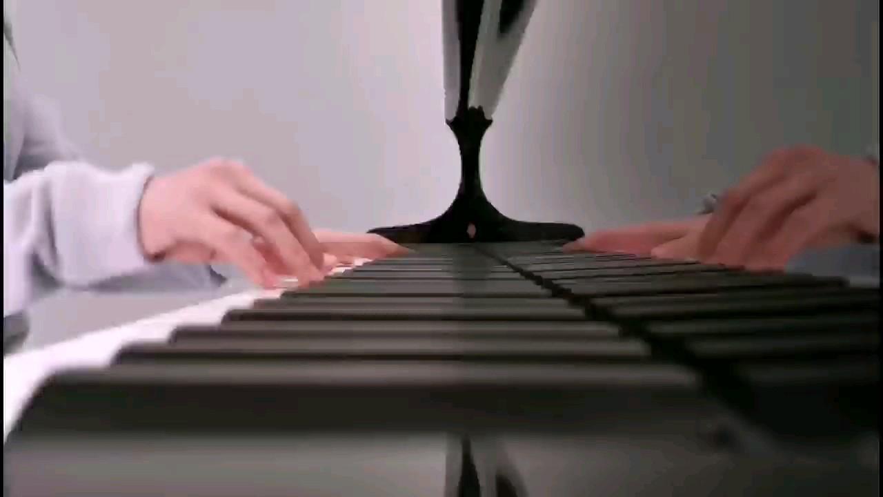 遇见你是一个暖暖的童话~演奏视频
