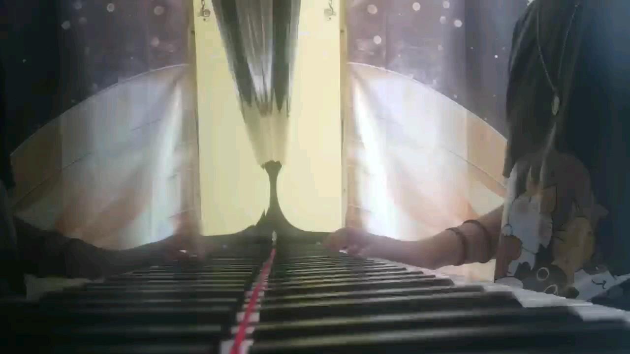 《热烈的决斗者》游戏王超燃组曲,完美可弹谱,299难度双手八度练习演奏视频
