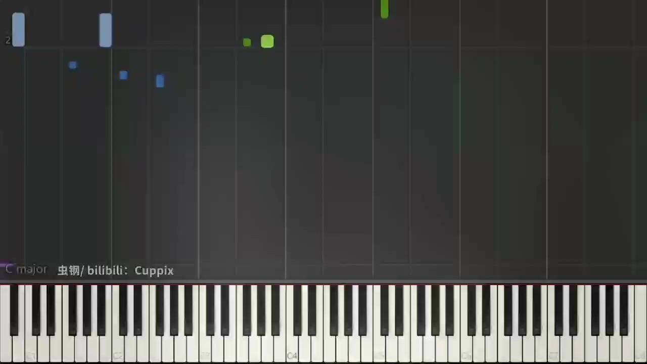 《Drown》Cuppix编配 - 高燃独奏 x 极限还原(Martin Garrix、Clinton Kane、Alle Farben)演奏视频