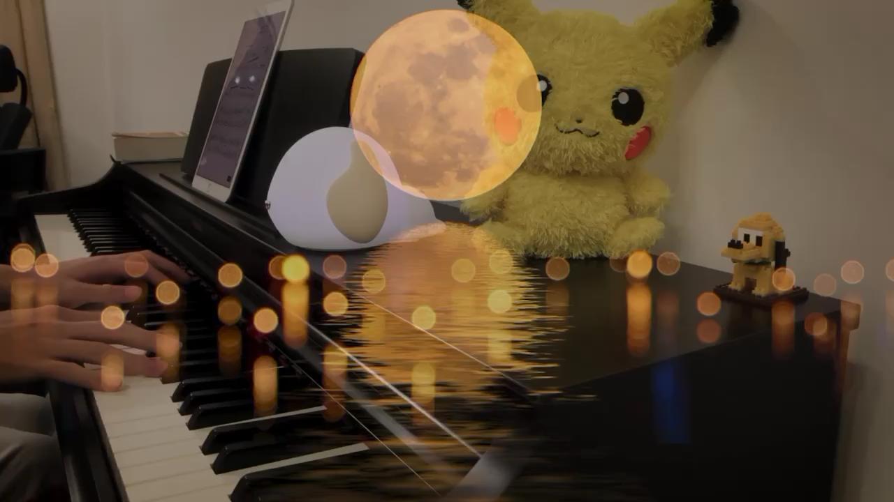 千里明月寄相思   明月何时照我还演奏视频