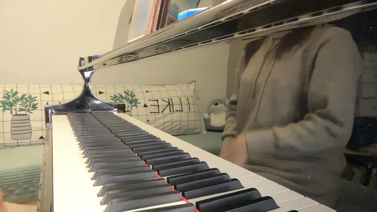 夜空的寂静-赵海洋(完整乐谱)夜色钢琴 夜的钢琴曲演奏视频