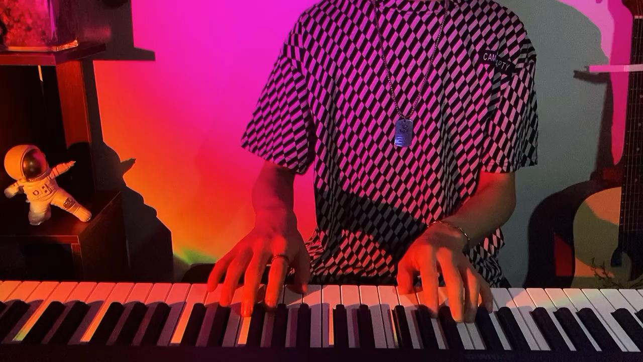 徐佳莹《光阴独白》(《你是我的荣耀》片尾曲、全新精编+完整版)演奏视频