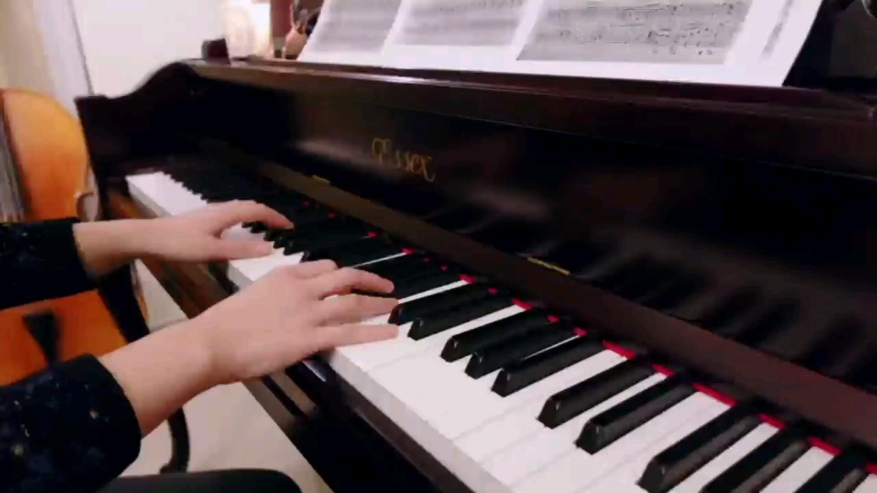 柴可夫斯基六月船歌演奏视频