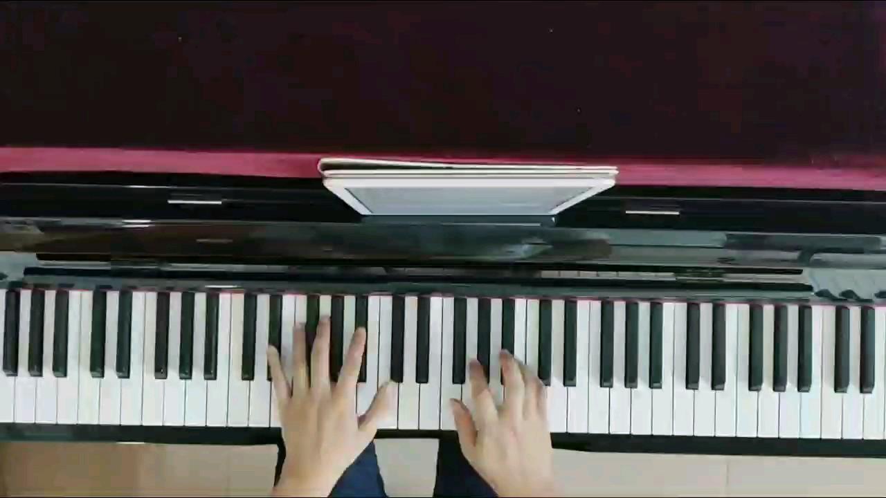 个人比较喜欢的版本,有种古典的美演奏视频